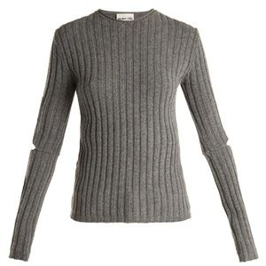 Helmut Lang Re-Edition Elbow Cut Out Sweater